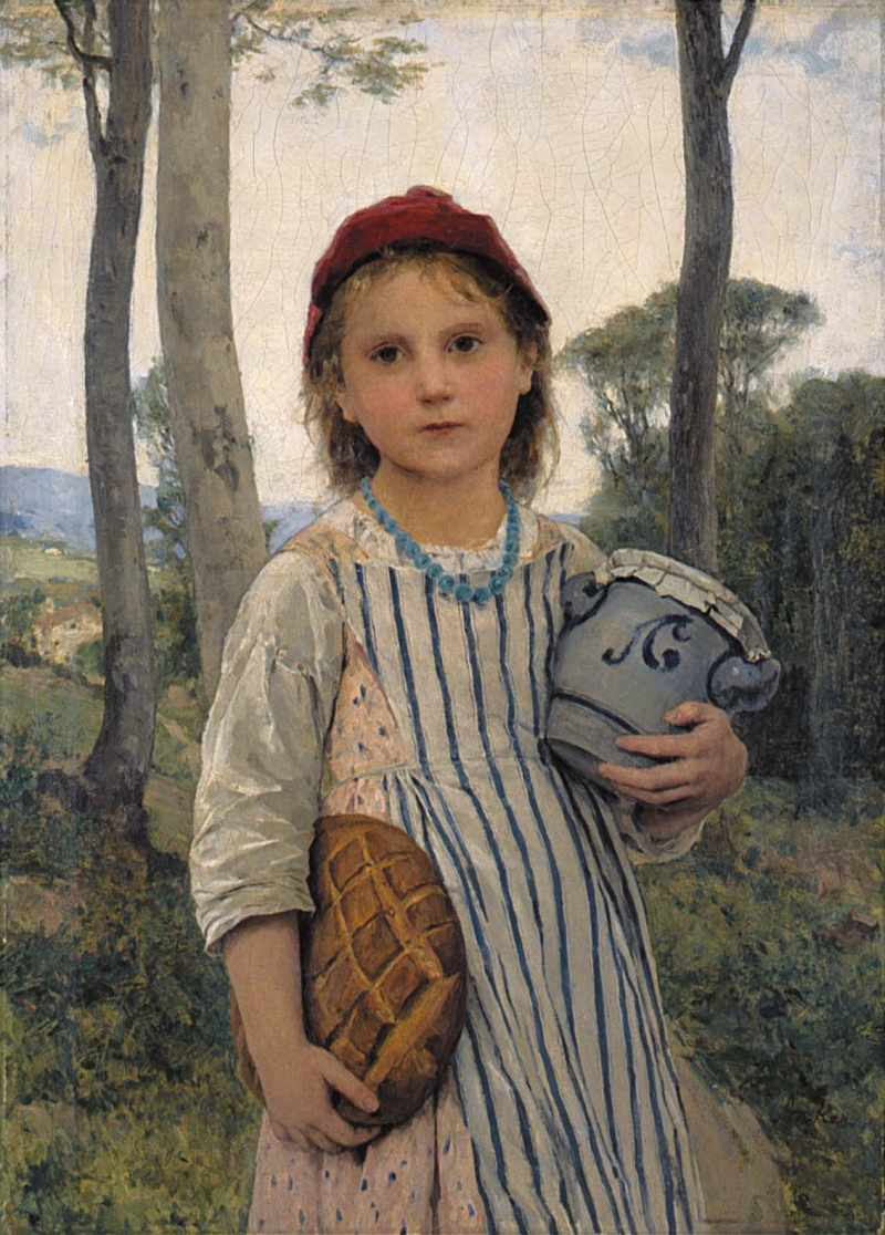 Little Red Riding Hood, 1883