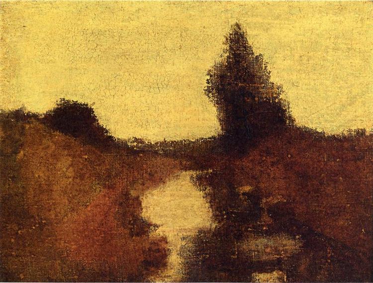 Landscape - Albert Pinkham Ryder