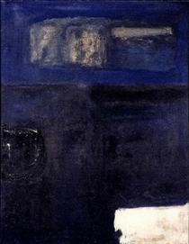 Blau profund - Albert Rafols-Casamada