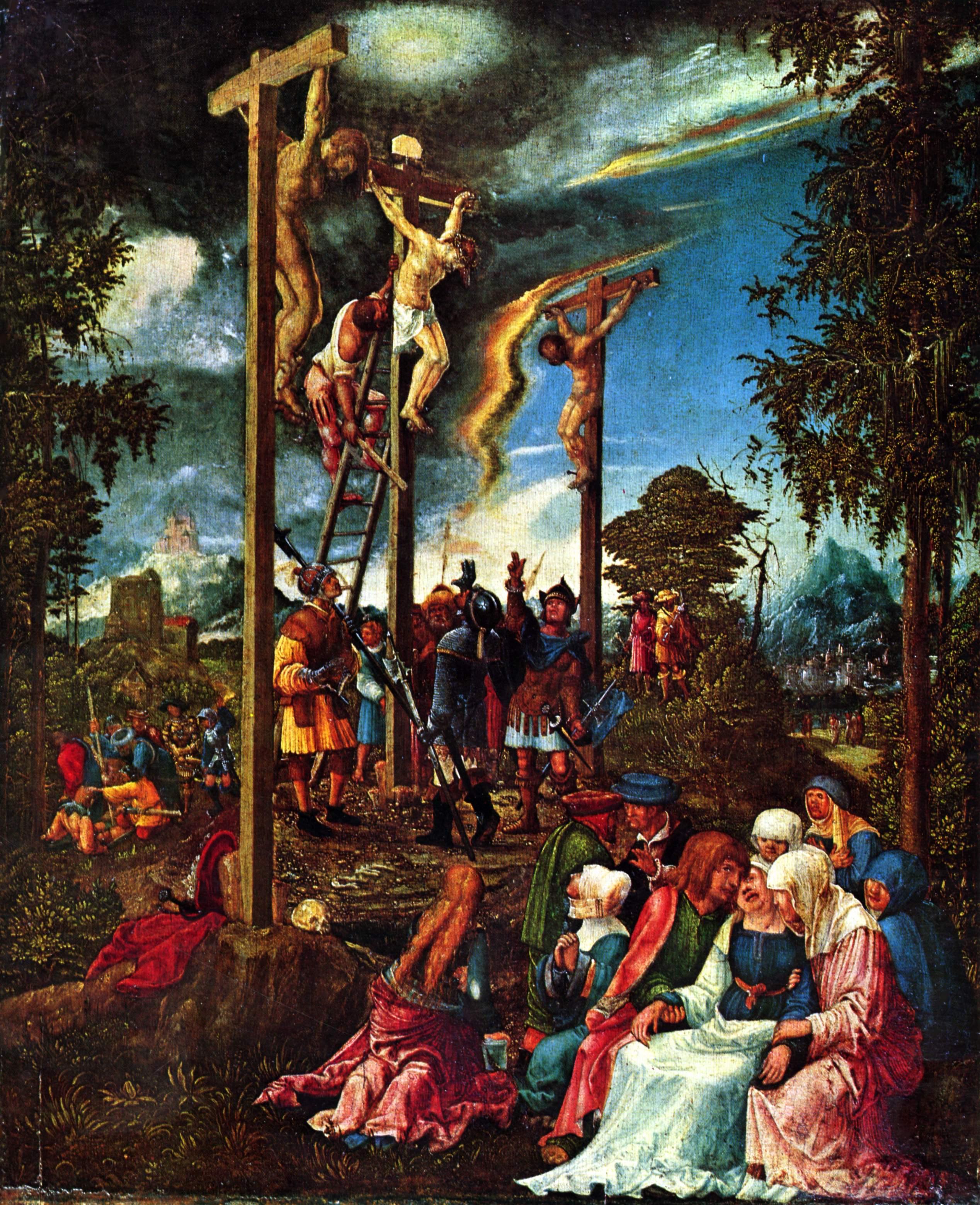 Calvary, 1526