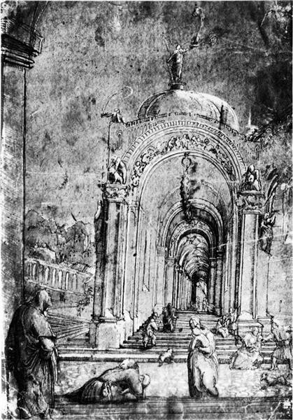 TheMassacre of the Innocents - Albrecht Altdorfer