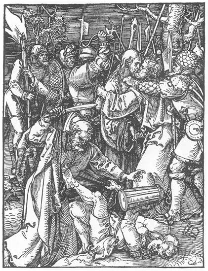 Christ Taken Captive, 1511 - Albrecht Durer