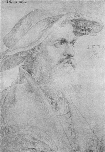 portrait of hesse eobanus albrecht durer