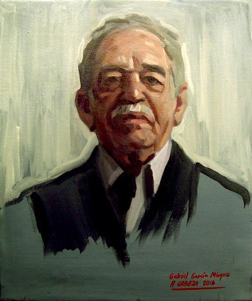 Gabriel García Márquez, 2013 - Alejandro Cabeza