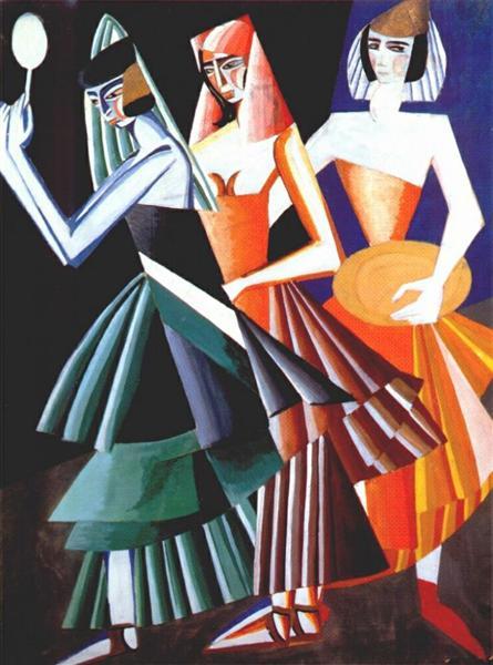 """Vista el diseño para """"Danza de los siete velos"""" - Ekster Aleksandra"""