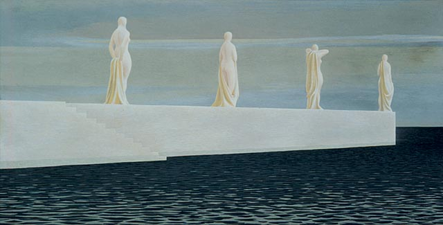 https://uploads1.wikiart.org/images/alex-colville/four-figures-on-wharf-1952.jpg