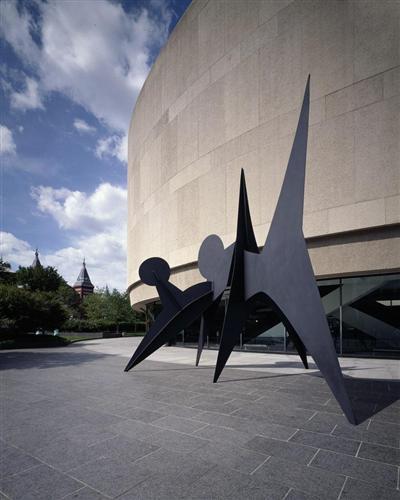 Two Discs  - Alexander Calder