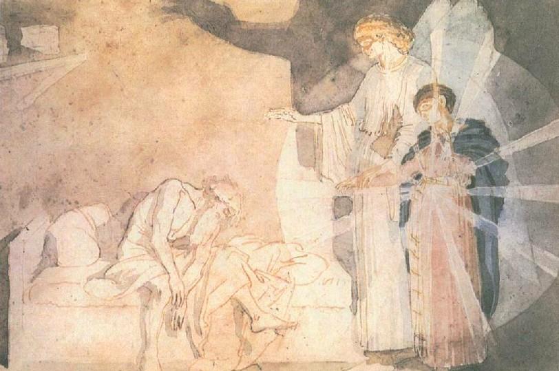 Joseph's dream, 1855
