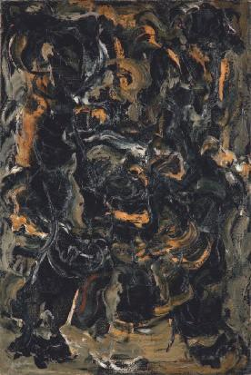Untitled, 1957 - Alexandre Istrati