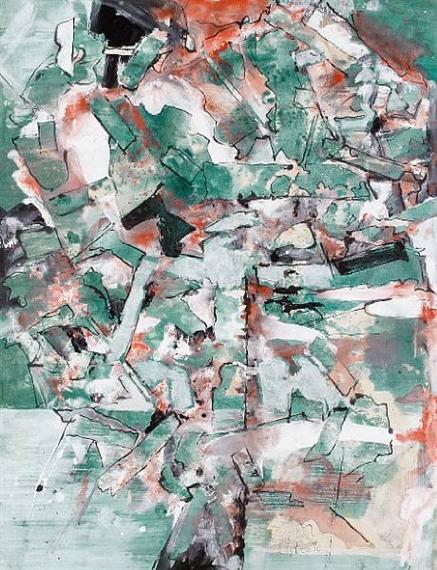 Untitled, 1969 - Alexandre Istrati