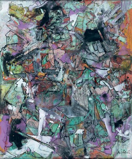 Untitled, 1971 - Александр Истрати