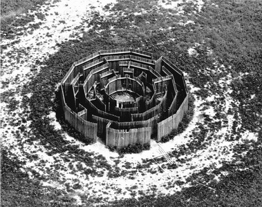 Maze, 1972 - Alice Aycock