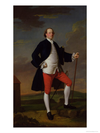 John Manners, Marquess of Granby, 1745 - Allan Ramsay