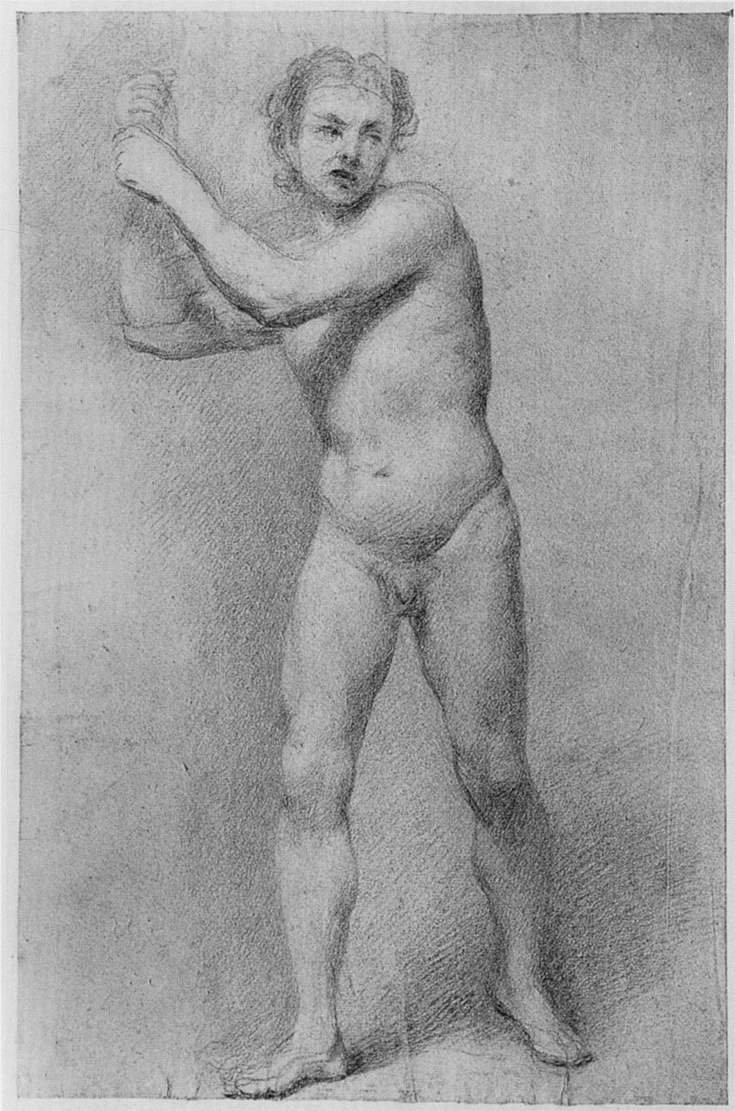 Художницы рисуют голого мужчину 21 фотография