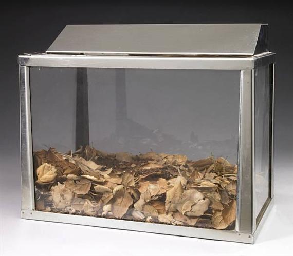 Untitled (Aquarium), 1969 - Аллен Рупперсберг