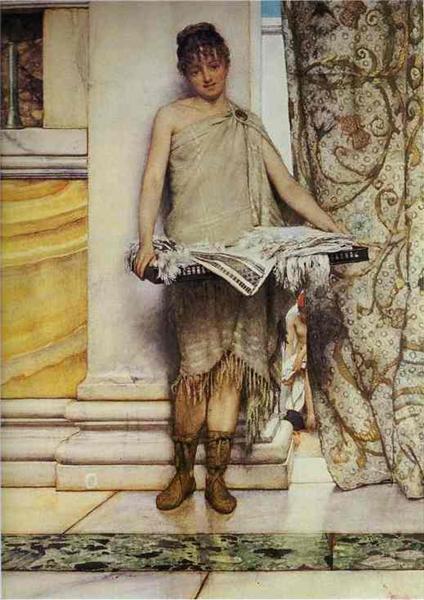 Balneatrix - Lawrence Alma-Tadema