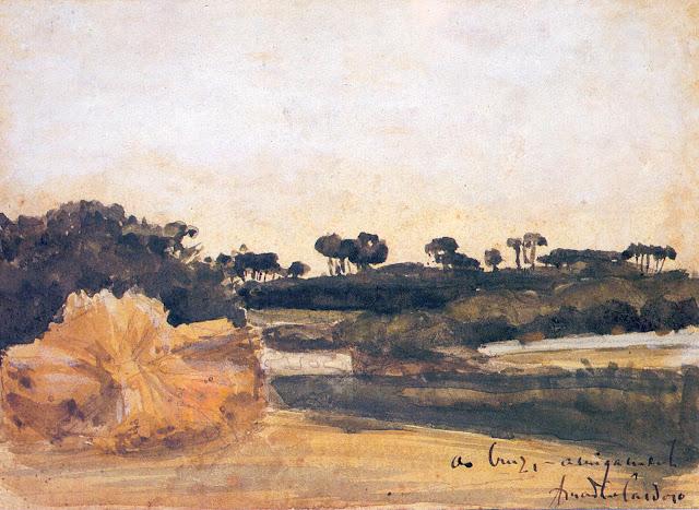 Pont - L'Albbé, 1907 - Amadeo de Souza-Cardoso