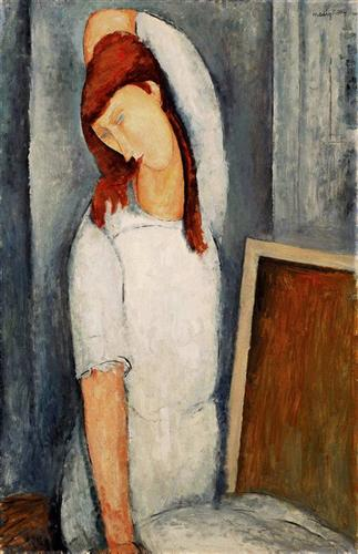 http://uploads1.wikiart.org/images/amedeo-modigliani/portrait-of-jeanne-hebuterne-with-her-left-arm-behind-her-head-1919.jpg!Blog.jpg