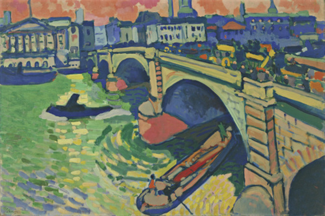 London Bridge - Andre Derain