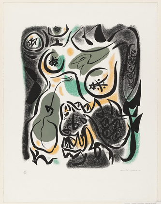 Hespéride, 1947 - Andre Masson
