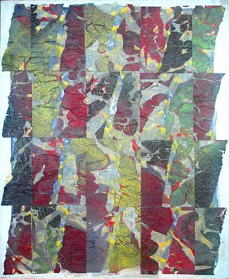 Les déchirures obliques, 2002 - Андре П'єр Арнал