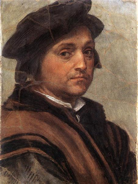 Self-Portrait, 1528 - Andrea del Sarto