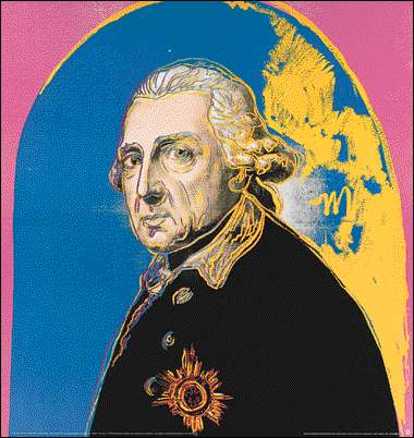 Friedrich The Great, c.1986 - Andy Warhol