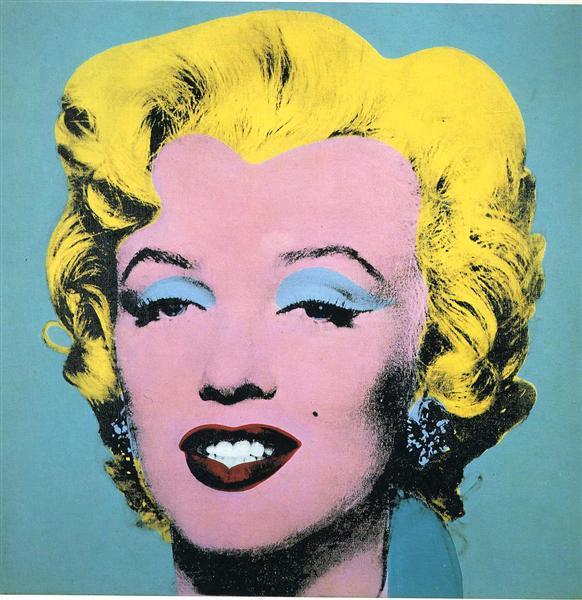 Marilyn, 1964 - Andy Warhol