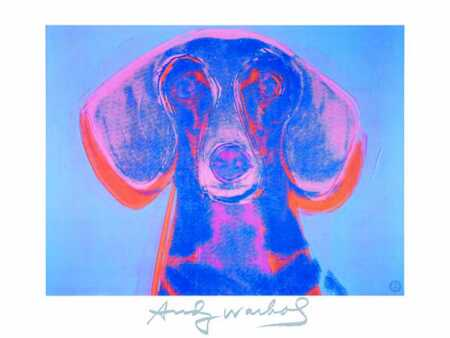 Portrait of Maurice, 1976 - Andy Warhol