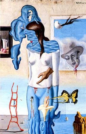 Dona i cap d'home, 1931 - Àngel Planells i Cruañas