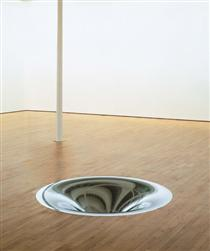Turning the World Inside Out II - Anish Kapoor
