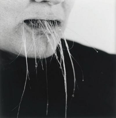 Untitled (Self-Portrait), 2000 - Ann Hamilton