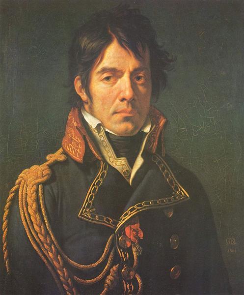 Le baron Jean-Dominique Larrey, 1804 - Анн-Луї Жироде-Тріозон