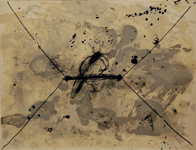 L'Enveloppe, 1968 - Antoni Tapies