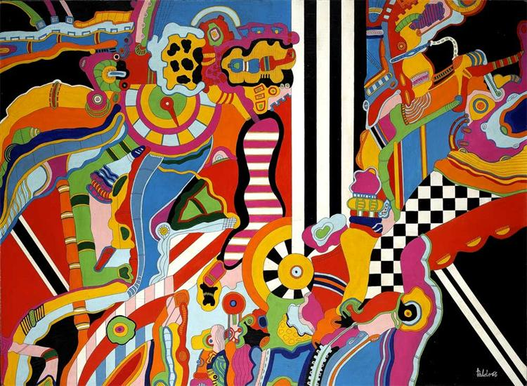 Untitled, 1966 - António Palolo