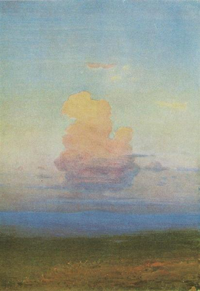Cloud - Arkhip Kuindzhi
