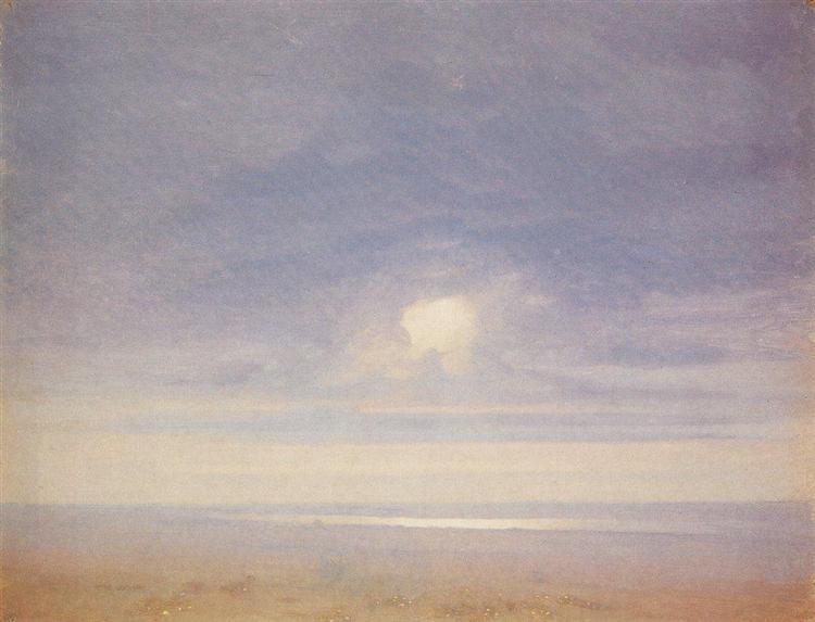 Expanse. Crimea, c.1908 - Arkhip Kuindzhi