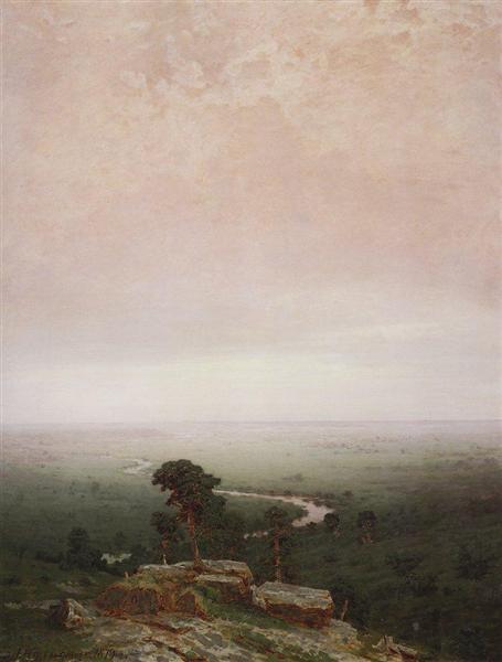 The North, 1879 - Arkhip Kuindzhi