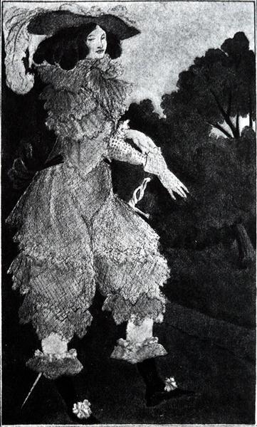 Mademoiselle de Maupin - Aubrey Beardsley
