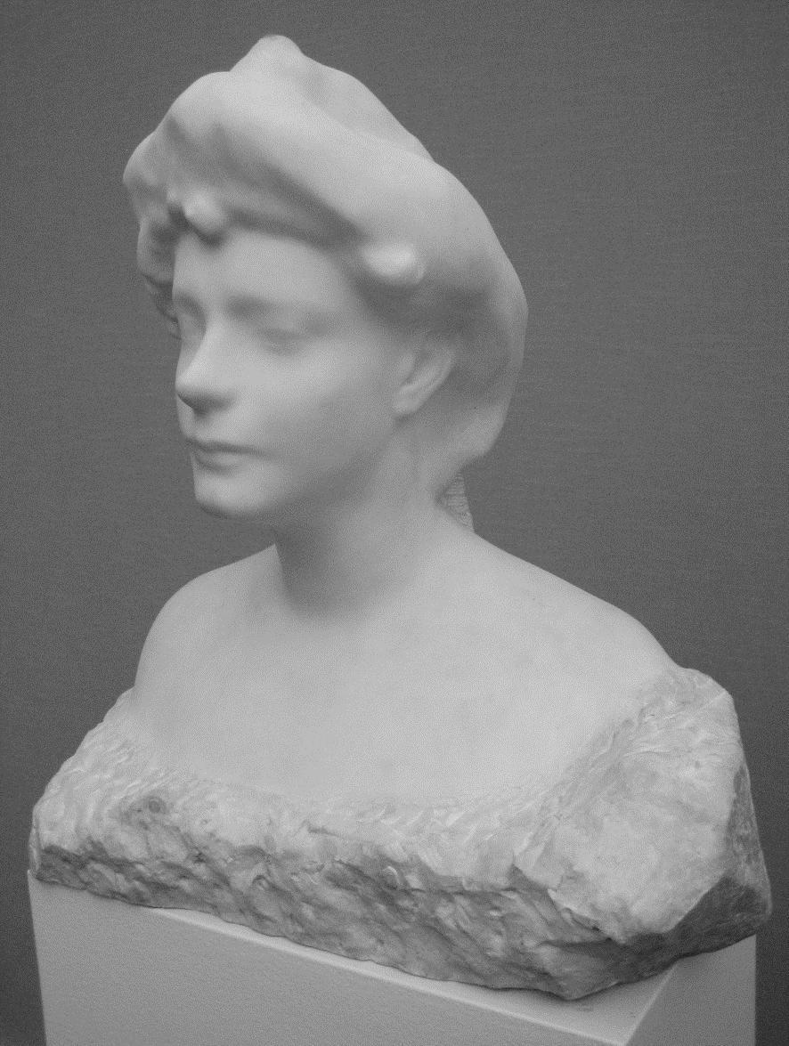 Bust of Helene von Nostitz