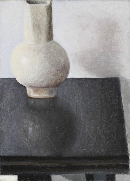 White Vase, 1996 - Avigdor Arikha