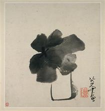 Flower in Jar - Bada Shanren