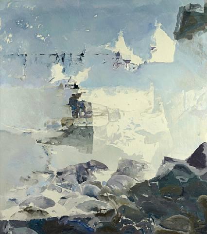 Morning Fog, 1976 - Balcomb Greene