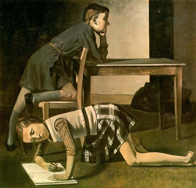 Children - Balthus