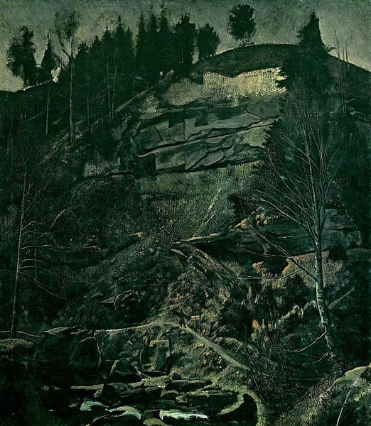 Gotteron, 1943 - Balthus