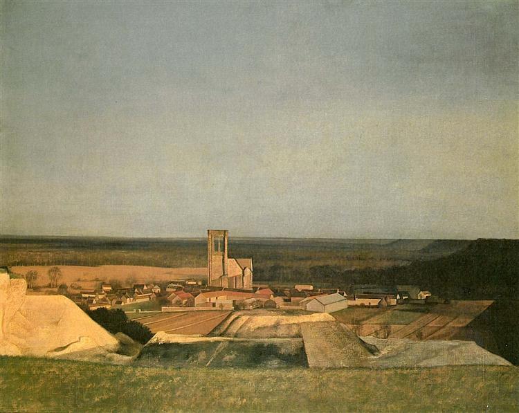 Larchant, 1939 - Бальтюс