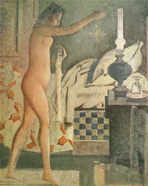 The Moth, 1960 - Balthus
