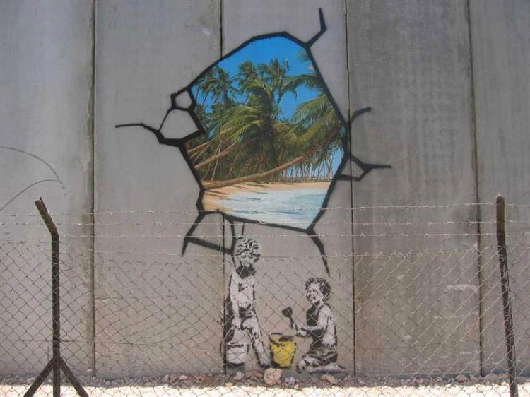 Bethlehem - Banksy