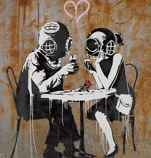 Think Tank, 2003 - Banksy