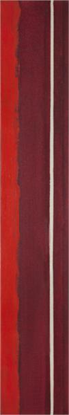 Untitled I, 1950 - Barnett Newman